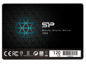 "Silicon Power SATA 2,5"" 120GB Velox V55 SSD (SP120GBSS3V55S25)"