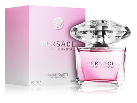 Versace Bright Crystal für Damen, Eau De Toilette, 90ml