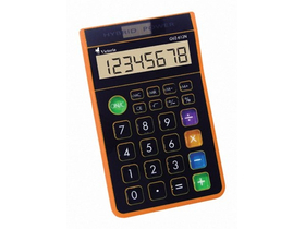 Calculator de masă Victoria, 8 digit, orange