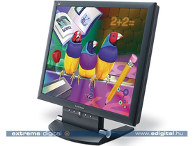 Monitor TFT-LCD ViewSonic VE710b 17""