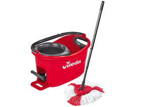 Vileda Turbo Colors 20634 vedro + mop, červené