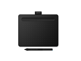 Tableta grafica Wacom Intuos S Bluetooth, negru