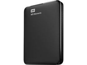 "HDD extern WD Elements 750GB 2,5""(WDBUZG7500ABK-EESN), negru"