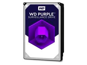 "Western Digital WD60PURZ 6TB 3,5"" Desktop 5400rpm, 64 MB puffer, SATA3 - Purple"
