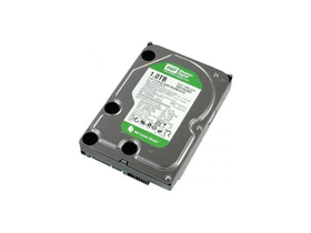 "Western Digital 1TB 5400 rpm 64MB 3.5"" SATA3 AV Green Power"