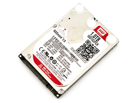 "Western Digital 1TB 2,5"" Notebook 5400rpm, 16 MB puffer, SATA-600 - Red WD10JFCX tvrdi disk"