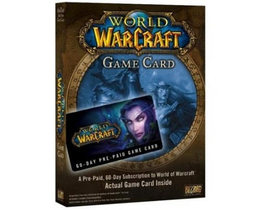 Joc PC World of Warcraft: Prepaid Card