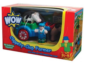 Wow - Farmer voz (nový design) (10150)