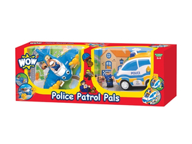 Wow - Polícia- Combo pack