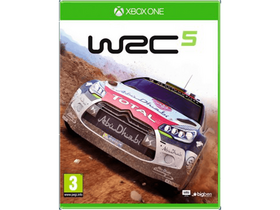 WRC 5 e-Sport Xbox One herní software