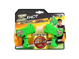 X-SHOT Dupla mini poštoľ