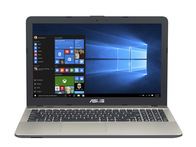 Notebook Asus VivoBook Max X541UV-GQ485T, negru + Windows 10 Home, layout tastatura HU