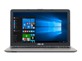Asus X541SC-XO014T notebook Windows 10, fekete