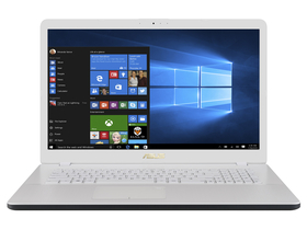 Asus VivoBook X705UA-GC380T notebook Windows 10, fehér