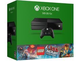 Xbox One 500 GB The LEGO® Movie konzol