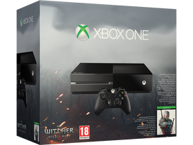 Xbox One 500 GBThe Witcher 3 konzol