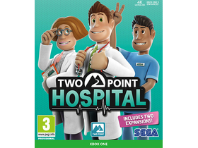Two Point Hospital Xbox One Spielsoftware