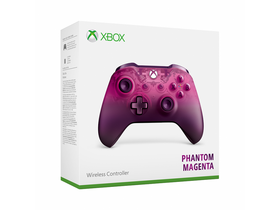 Microsoft Xbox One Wireless Controller, Phantom Magenta Special Edition
