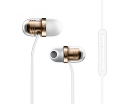 Headset stereo cu fir Xiaomi MI PISTON AIR, alb
