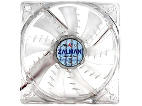 Ventilator carcasă PC Zalman 120mm LED ZM-F3 LED