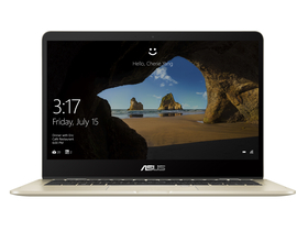 Asus ZenBook Flip 14 UX461UA-E1048T notebook, arany + Windows 10