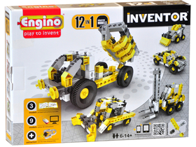 Engino Inventor   12 in 1