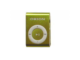 Orion OMP-09GR MP3 player, zelena