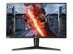 "LG 27GN750-B 27"" FHD IPS 240hz G-sync gamer LED monitor"