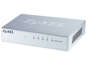 Zyxel GS-105Bv3 5 portos Gigabit asztali switch