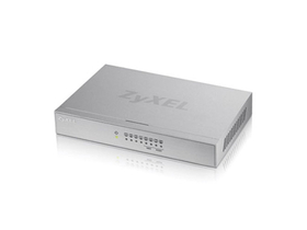 Zyxel 8 Port Desktop Gigabit Ethernet Media Switch