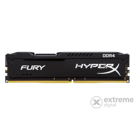 Kingston HyperX FURY Black 4GB DDR4 memorija modul (HX424C15FB/4)