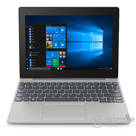 Lenovo D330 81H30028HV LTE, szürke + Windows® 10 Home + Office Mobile