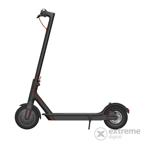xiaomi mi m365 electric scooter elektri ni roler crni. Black Bedroom Furniture Sets. Home Design Ideas