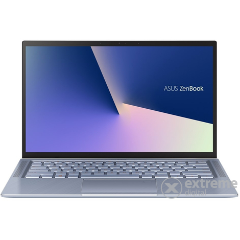 Asus ZenBook 14 UX431FA-AN016T notebook, ezüst + Windows 10