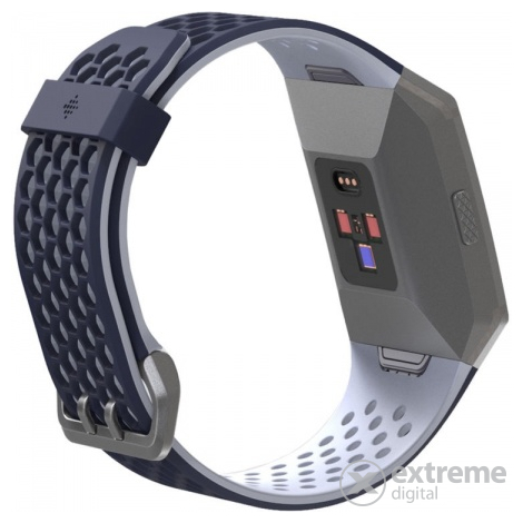 Fitbit Ionic Adidas Edition Sport Aktivitätsmesser blau