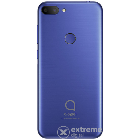 Alcatel 1S 5024D Dual SIM, Metallic Blue