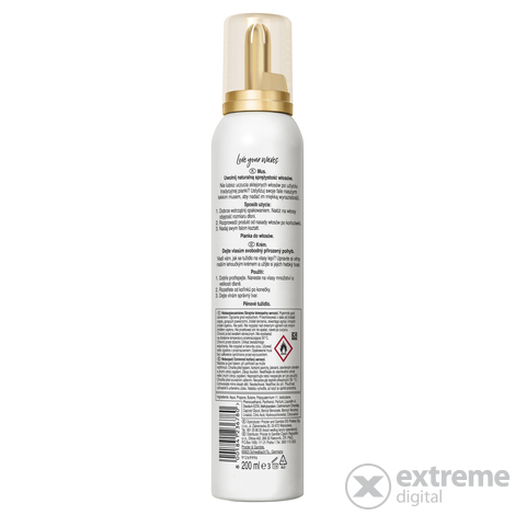 Pantene Waves hajhab, 200ml
