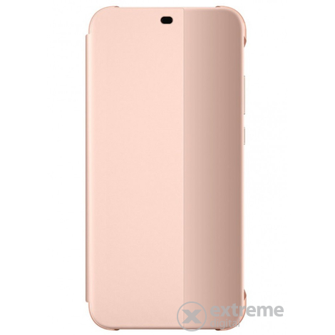 Huawei P20 Lite book cover tok, pink