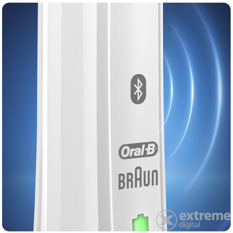 Oral-B Smart 4 4000S elektromos fogkefe, Sensitive fejjel