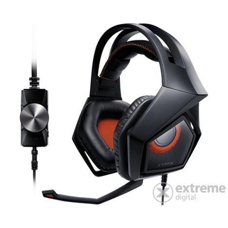 Asus Strix Pro gamer mikrofonos fejhallgató -  újracsomagolt ... 688d978cf1