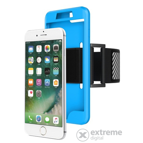 Gigapack gumený silikónový obal pre Apple iPhone 7 8 Plus (5 053d60d683e