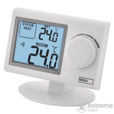 Vezeték nélküli termosztát hibák