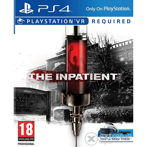 The Inpatient PS4 hra
