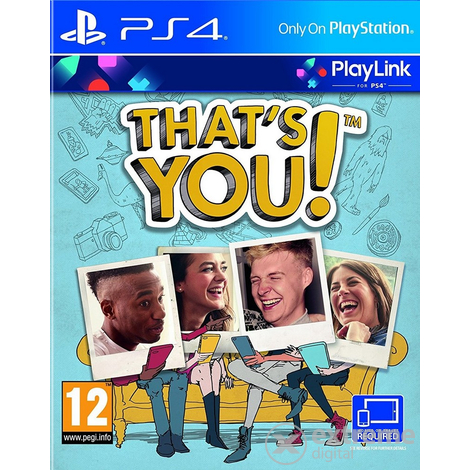 That´s You! PS4 játékszoftver