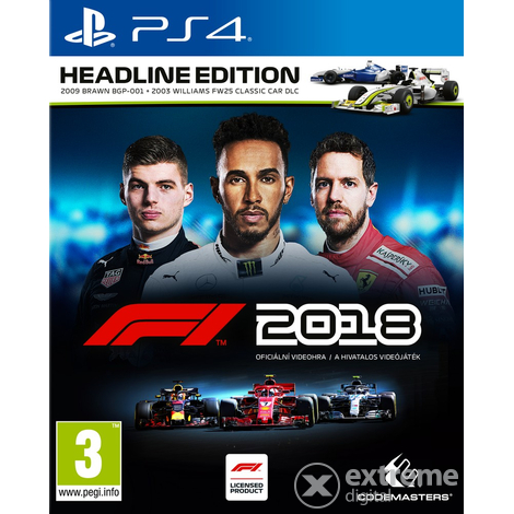 f1 2018 ps4 spielsoftware extreme digital. Black Bedroom Furniture Sets. Home Design Ideas