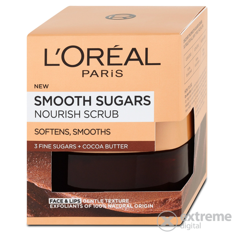 L`Oréal Paris Smooth Sugars