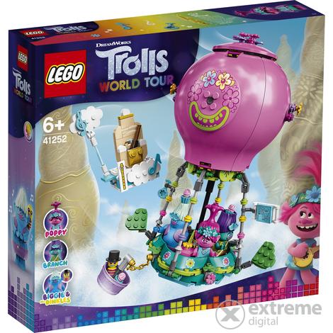 LEGO TROLLS ПРИКЛЮЧЕНИЕТО НА POPPY