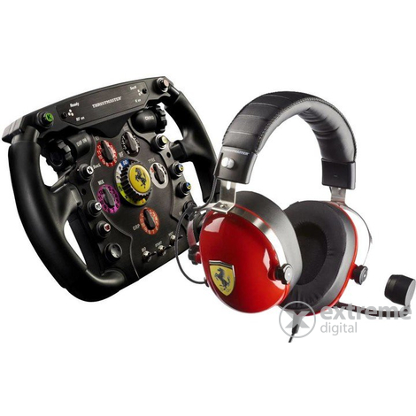 Thrustmaster Scuderia Ferrari F1 Race Kit Extreme Digital