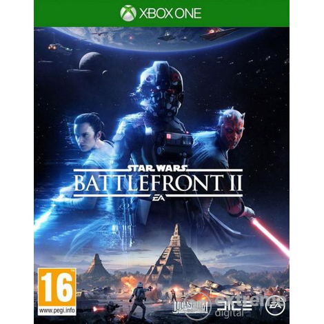 Star Wars Battlefront II Xbox One játék
