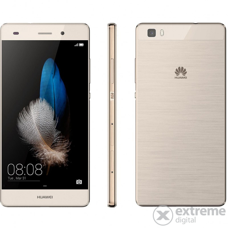 Huawei P8 Lite Dual Sim K 225 Rtyaf 252 Ggetlen Okostelefon Gold